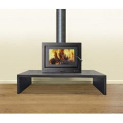 Kemlan See Through Cube Woodburner Gatmans Mowers